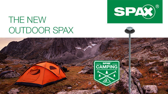 The New Outdoor SPAX